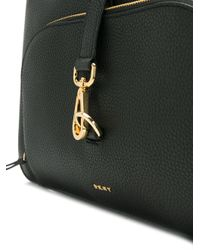 DKNY - Black Top Handles Tote Bag - Lyst