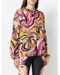 Emilio Pucci - Multicolor Printed Jacket - Lyst