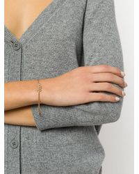 Akillis - Metallic Mini Puzzle Charm Bracelet - Lyst