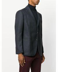 Gabriele Pasini - Blue Formal Blazer for Men - Lyst