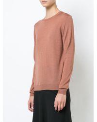 Protagonist - Orange Loose Fit Sweater - Lyst