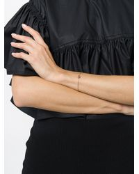 Marc Jacobs - Metallic Enameled Pretzel Bracelet - Lyst