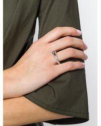 Rosa Maria - Metallic Kama Ring - Lyst