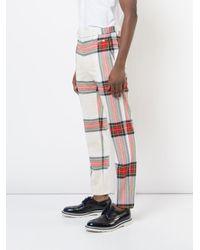 Vivienne Westwood - Multicolor Tartan Trousers for Men - Lyst