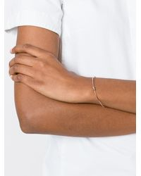 Jezebel London - Metallic 'margaret' Cuff - Lyst