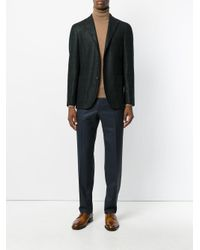 Boglioli - Green Classic Woven Blazer for Men - Lyst