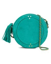 Jérôme Dreyfuss Green Remich Shoulder Bag