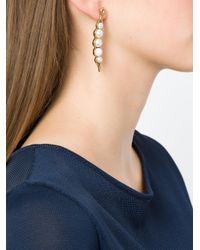 Camila Klein - Metallic Pod Earrings - Lyst