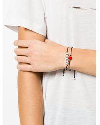 Venessa Arizaga - Black Hugs And Kisses Bracelet Set - Lyst