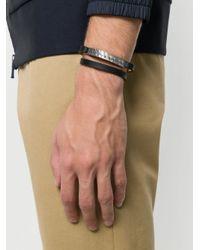 Northskull - Black Kasai Bracelet - Lyst