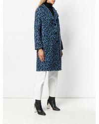 Ermanno Scervino - Blue Coat - Lyst
