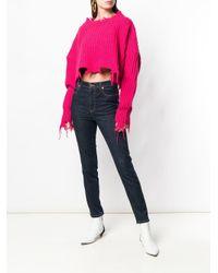 DIESEL - Blue Babhila Skinny Jeans - Lyst