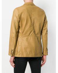 Di Liborio - Natural Boxy Blazer for Men - Lyst