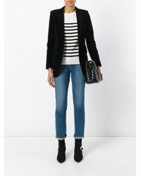 Saint Laurent - Black Classic Blazer - Lyst