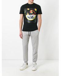 McQ Alexander McQueen   Gray Drawstring Track Pants for Men   Lyst