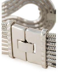 Lara Bohinc - Metallic 'gagarin' Bracelet - Lyst