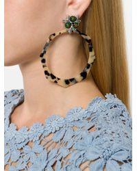 Gas Bijoux - Multicolor Octavia Earrings - Lyst