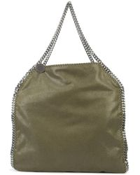 Stella McCartney | Green Falabella Tote Bag | Lyst