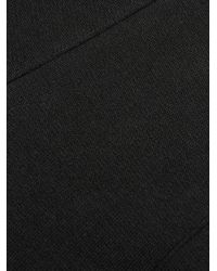 Givenchy - Black Side-stripe Drawstring Trousers for Men - Lyst