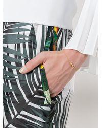 Astley Clarke   Metallic 'mini Lightning Bolt Kula' Bracelet   Lyst