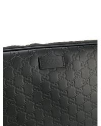 Gucci - Black Computer Case for Men - Lyst