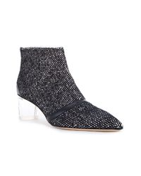Jerome C. Rousseau | Black Schofield Tweed Ankle Boots | Lyst