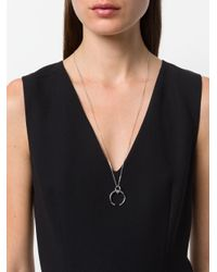 Maria Black - Metallic Collana 'orion' - Lyst