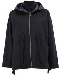 Moncler - Blue Anglesite Jacket - Lyst