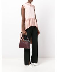 Fendi - Red By The Way Tote - Lyst