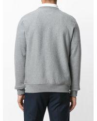 PS by Paul Smith - Gray Rabbit Print Sweatshirt for Men - Lyst