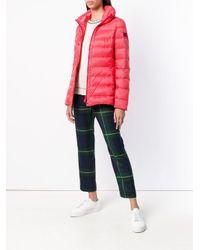 Peuterey - Red Flagstaff Puffer Jacket - Lyst