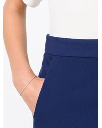 Uzerai Edits - Metallic String Diamond Bracelet - Lyst