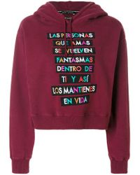 Each x Other - Multicolor Embroidered Hoodie - Lyst