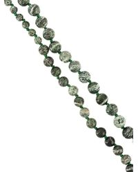 Rosantica - Green 'mil' Necklace - Lyst