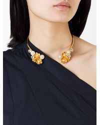 Ca&Lou - Metallic Bella Necklace - Lyst