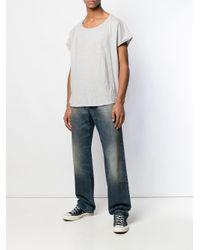 Faith Connexion - Gray T-shirt classique for Men - Lyst