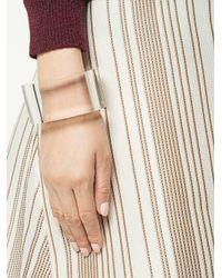 Lizzie Fortunato - Multicolor Wide Shaped Round Bracelet - Lyst