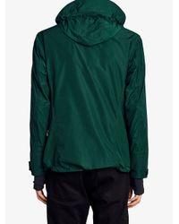 Burberry - Green Lightweight Jacket for Men - Lyst