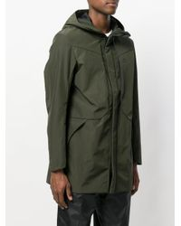 Nike - Green Sportswear Tech Shield Jacket for Men - Lyst