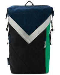 DIESEL - Multicolor Panelled Backpack for Men - Lyst