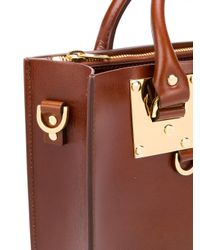 Sophie Hulme - Brown Albion Square Tote - Lyst