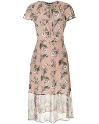 Markus Lupfer - Multicolor Sade Wild Dress - Lyst