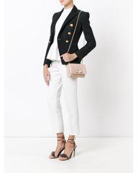 Ferragamo - Multicolor Bow Shoulder Bag - Lyst