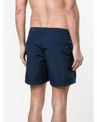 Orlebar Brown | Blue Setter Swim Shorts With Adjustable Belt for Men | Lyst