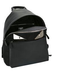 Fendi - Black Bag Bugs Backpack for Men - Lyst