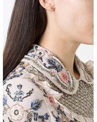 Alison Lou - Metallic Screw Stud Earring - Lyst