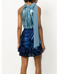 0d19f35a8ebd christian-pellizzari-Blue-Two-tone-Sequin-Mini-Dress.jpeg