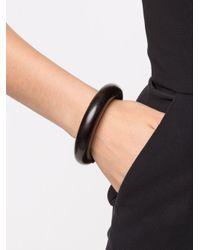 Monies - Black Medium Tri Sectional Bracelet - Lyst