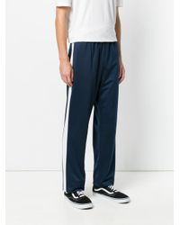 MSGM - Blue Men for Men - Lyst