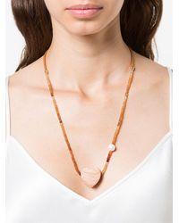 Lizzie Fortunato - Multicolor Sunset Gemini Necklace - Lyst
